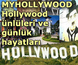 MyHollywood: Hollywood �nl�leri ve g�nl�k hayatlar�